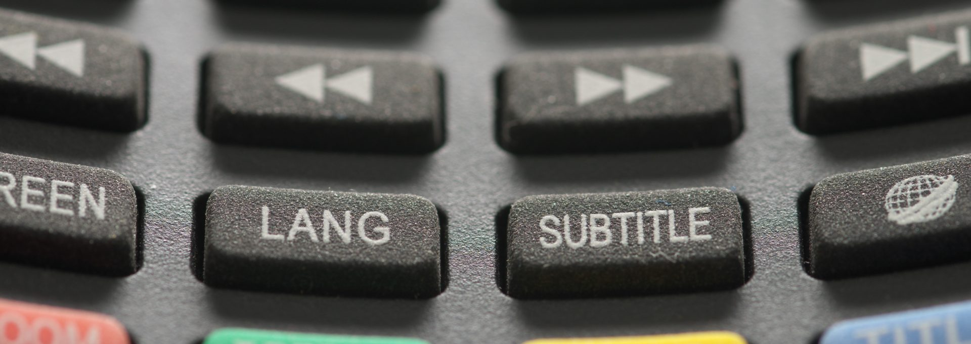 Multilingual Subtitling