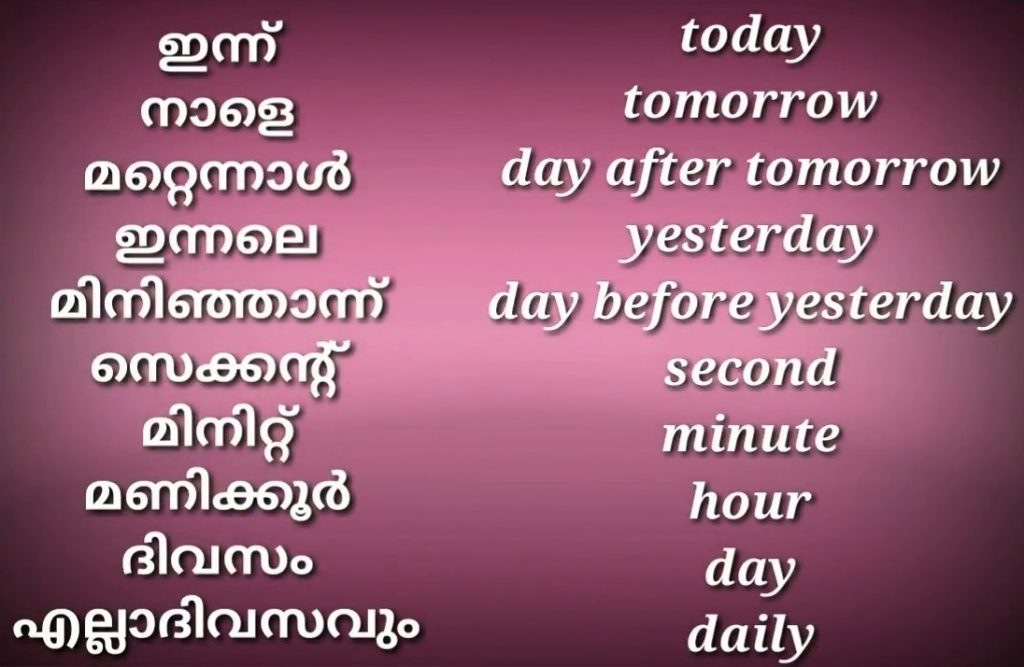 MALAYALAM' (മലയാളം) - THE HISTORY : | Cost-effective